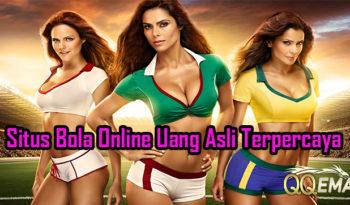 Situs Bola Online Uang Asli Terpercaya
